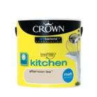 CROWN KITCHEN MATT AFTERNOON TEA 2.5L