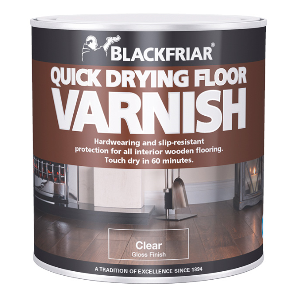 Quick Dry Floor Varnish