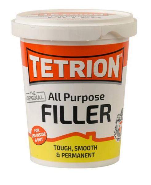 Tetrion Fillers
