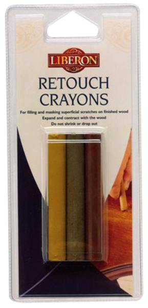 Retouch Crayons & Pens