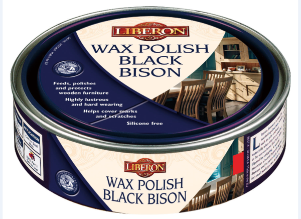 Black Bison Paste Wax