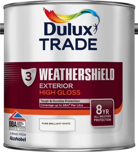 Weathershield Oil Based Gloss