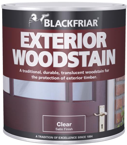 Exterior Oil-Based Woodstain