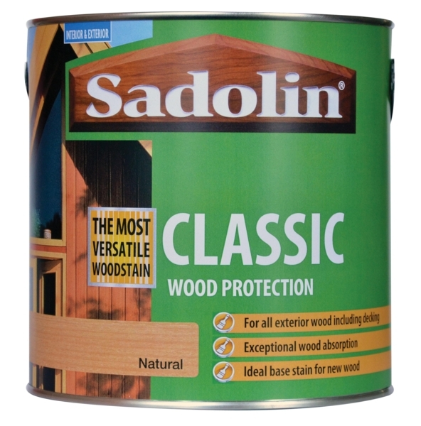 Classic Woodstain 2.5lt
