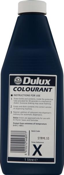 Dulux Tinters