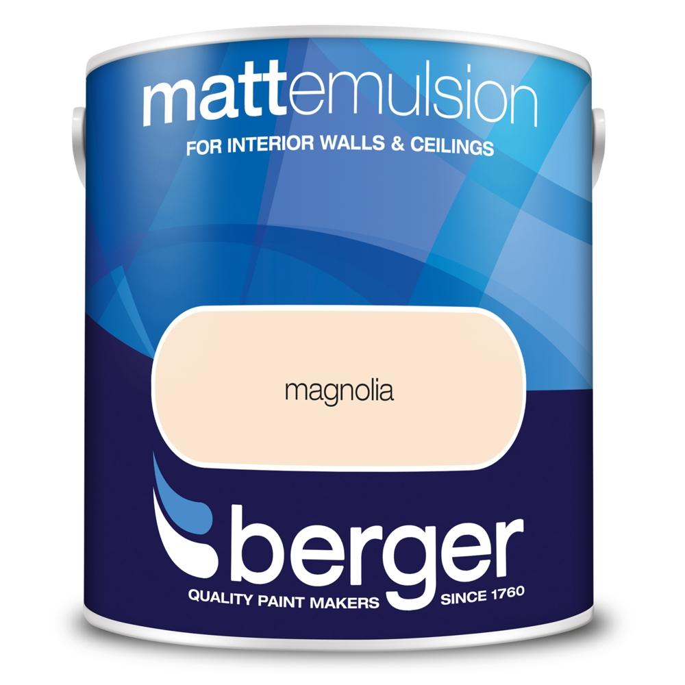Matt Emulsion Colours