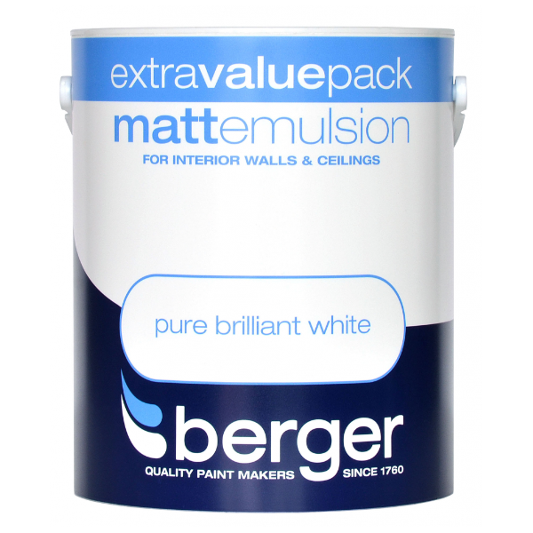 Matt Emulsion White