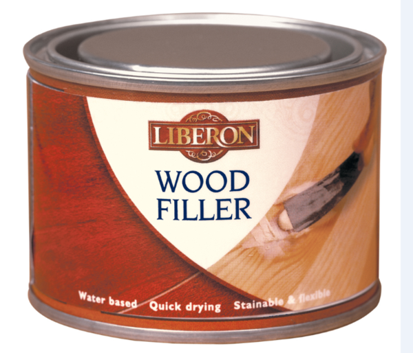 LIBERON WOOD FILLER NEUTRAL 125MLS
