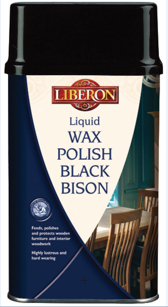 Black Bison Liquid Wax