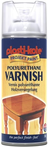 Sealers & Varnish