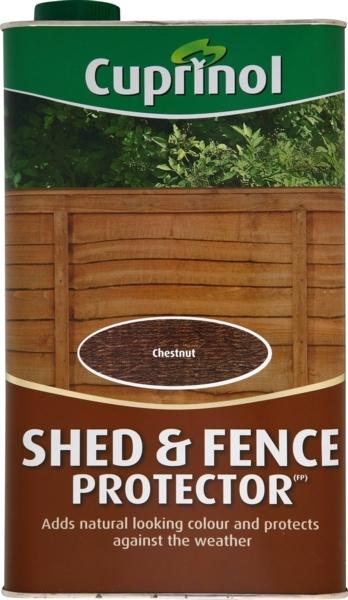 Cuprinol Garden Shed & Fence Preserver