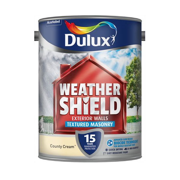 Weathershield Textured 5lt Colours