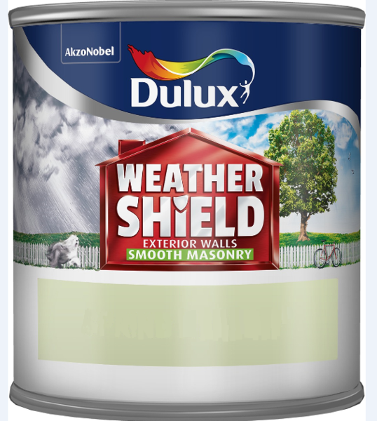 Weathershield Smooth Testers
