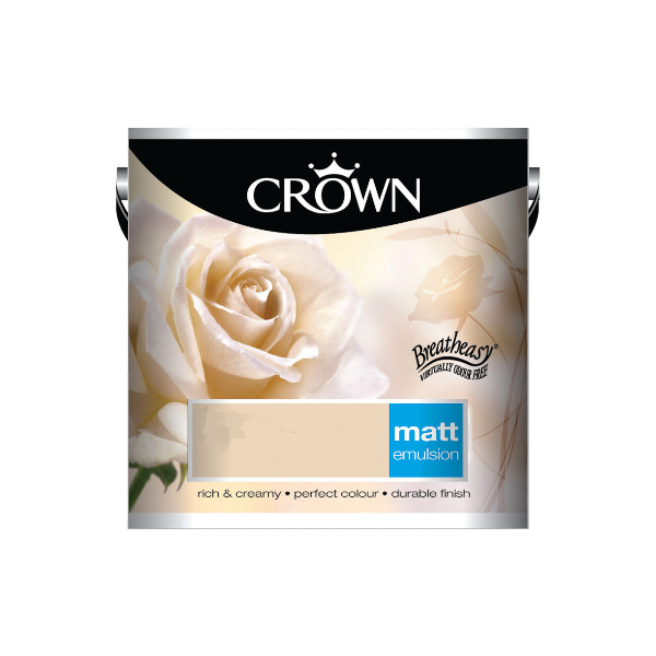 Matt Emulsion 5lt Colours