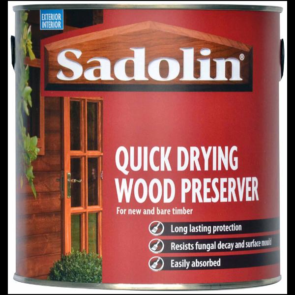 Sadolin Clear Wood Preserver