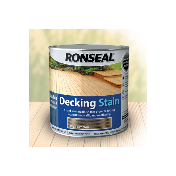 Decking Stains