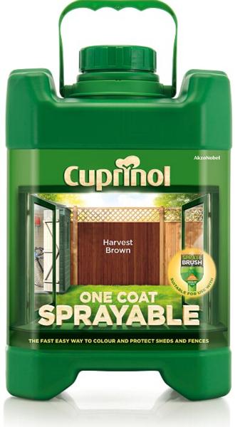 Cuprinol Sprayable Fence Treatment