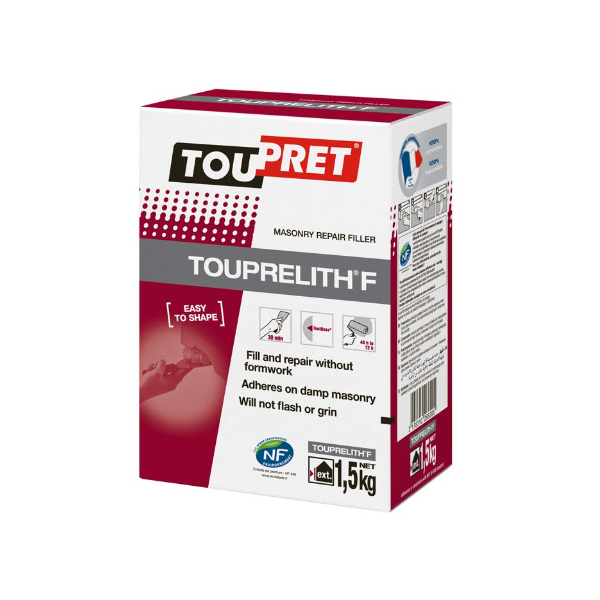 Toupret Exterior Fillers