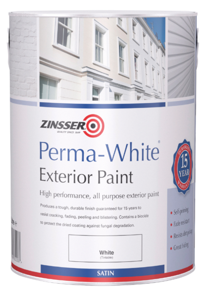 Perma-White Exterior