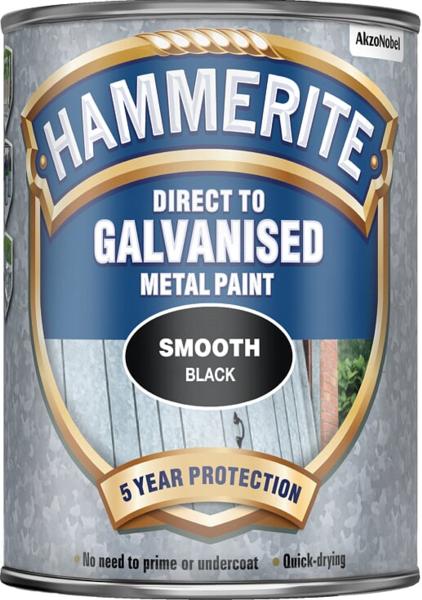 Galvanised