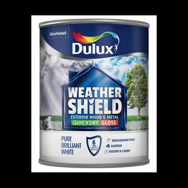 Weathershield Quick Dry Gloss