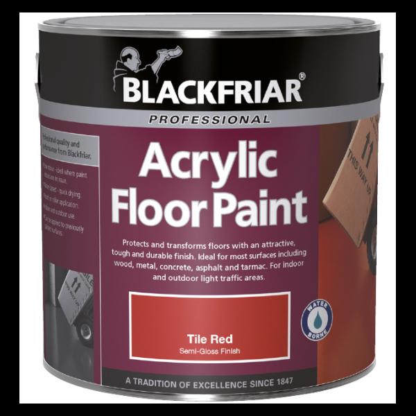 Acrylic Floor Paint