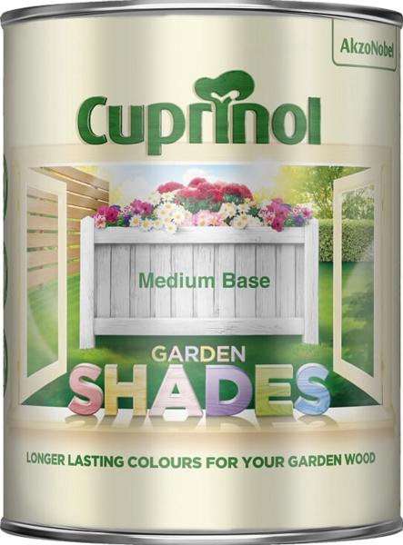 Garden Shades Mixing Base