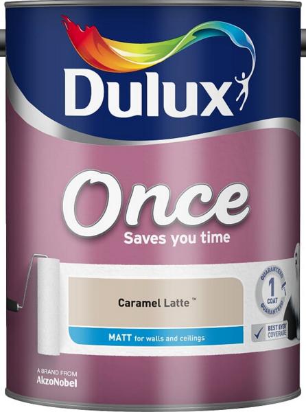 Once Matt Colours 5lt