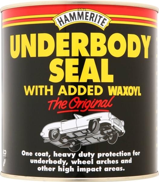 Underbody Seal