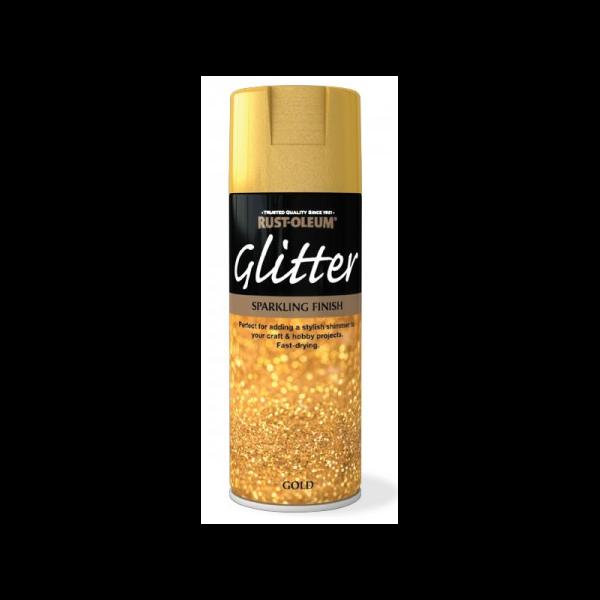 Rustoleum Glitter Sprays