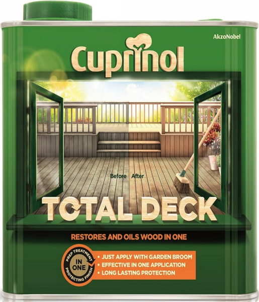 Cuprinol Total Decking