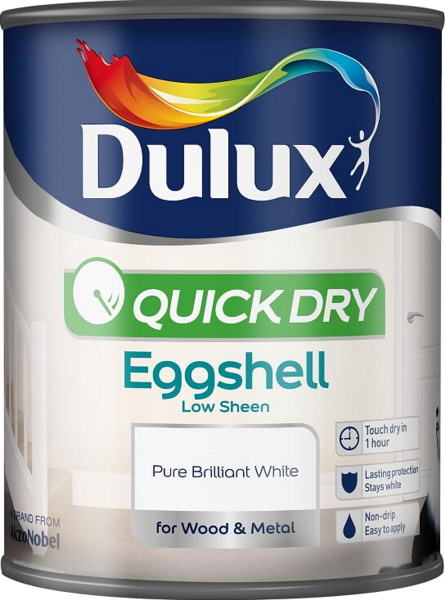 Quick Dry Eggshell