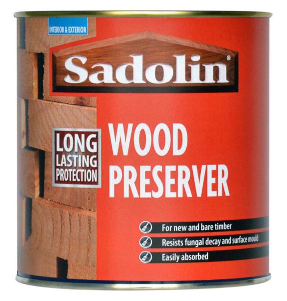 SADOLING WOOD PRESERVER SOLVENT 2.5LITRE