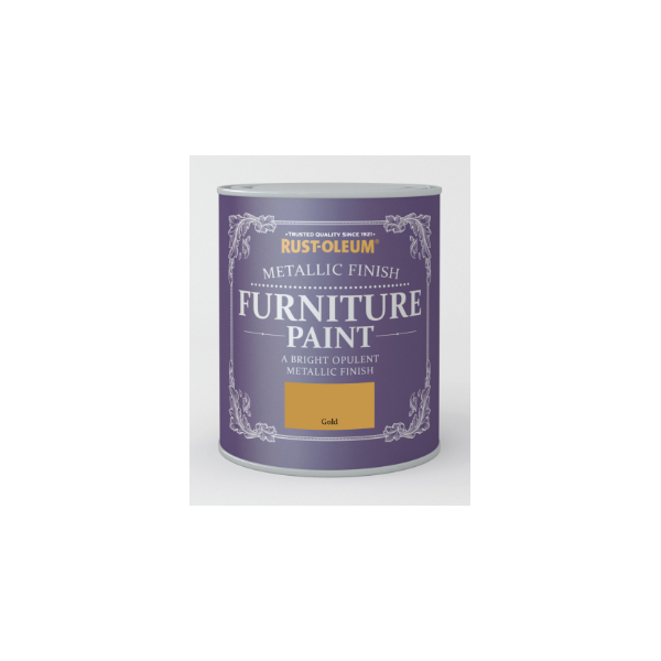 Furniture Metallic Finish