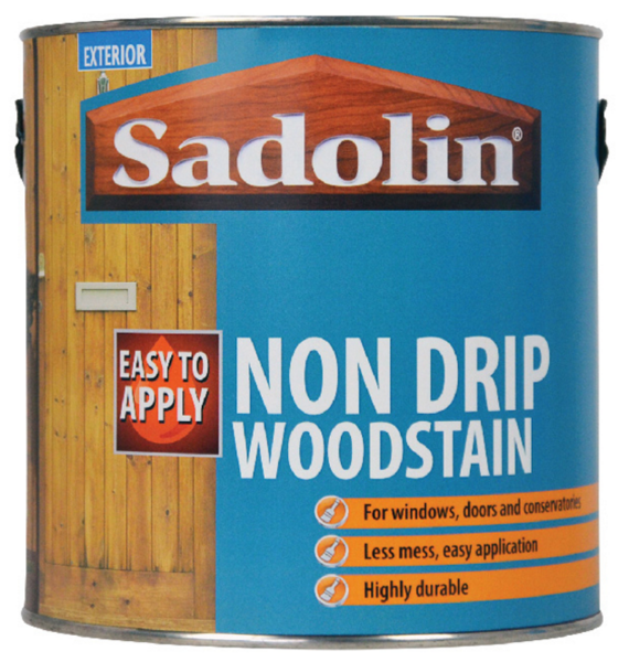 Non Drip Woodstain