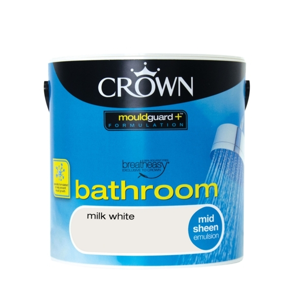 Bathroom Colours 2.5lt