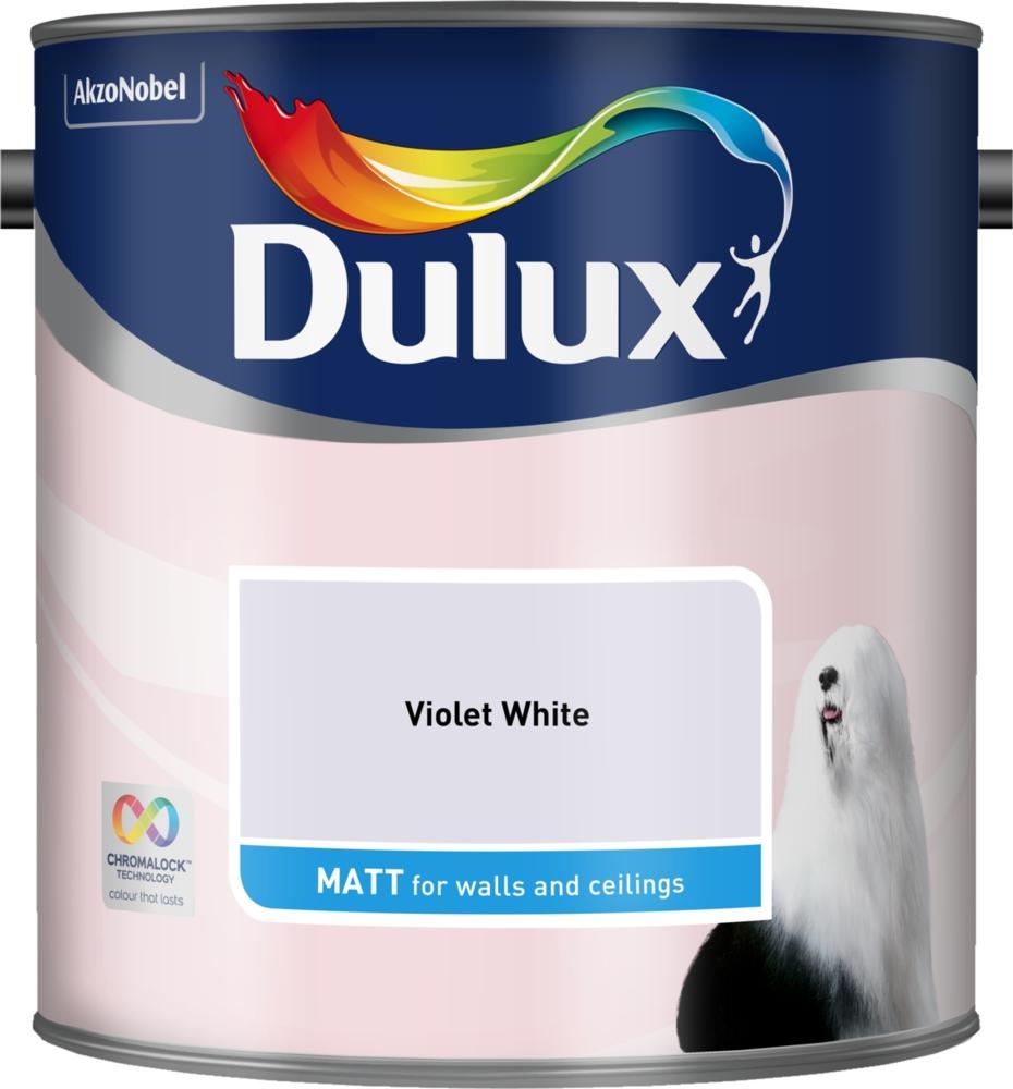 Matt Colours 2.5lt