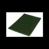 MIRLON FINISHING PAD GREEN 320gp 152 x 229 x 10mm