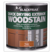 Exterior Woodstains