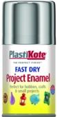 PLASTI-KOTE FST DRY ENAMEL PEWTER (159-S) 100MLS