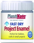 PLASTI-KOTE FAST DRY ENAMEL PEWTER (B-52) 59MLS