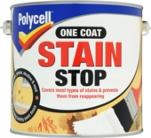 POLYCELL STAIN STOP 2.5LITRE