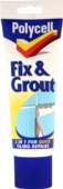 POLYCELL TILE FIX GROUT 330GRMS TUBE