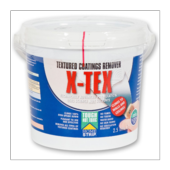 HOME STRIP X-TEX TEXTURED COATING REMOVER 2.5LITRE