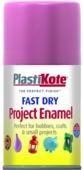 PLASTI-KOTE FAST DRY ENAMEL HOT PINK (115-S) 100MLS