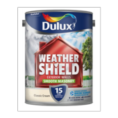 Weathershield Smooth 5lt Colours