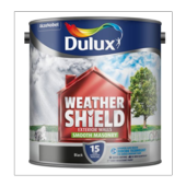 Weathershield Smooth 2.5lt Colours