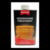 RENTOKIL WOODWORM TREATMENT  500MLS