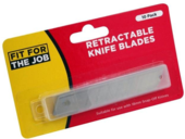 RODO FFJ SNAP OFF RETRACTABLE BLADES 10 PKT (LKB