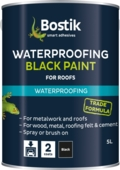 BOSTIK BITUMINOUS BLACK 2.5LITRE
